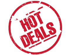 View our Hot Deals